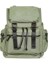 Topshop Ben Backpack Green