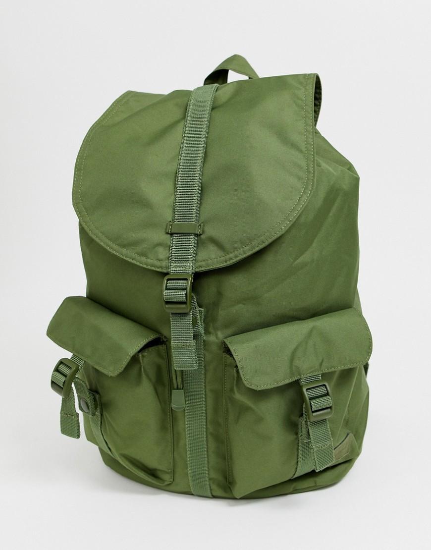Herschel Supply Co. Dawson Light 205l Backpack In Olive