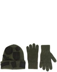 Beanie gloves set medium 616045