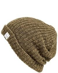 Madewell Knit Cotton Linen Beanie