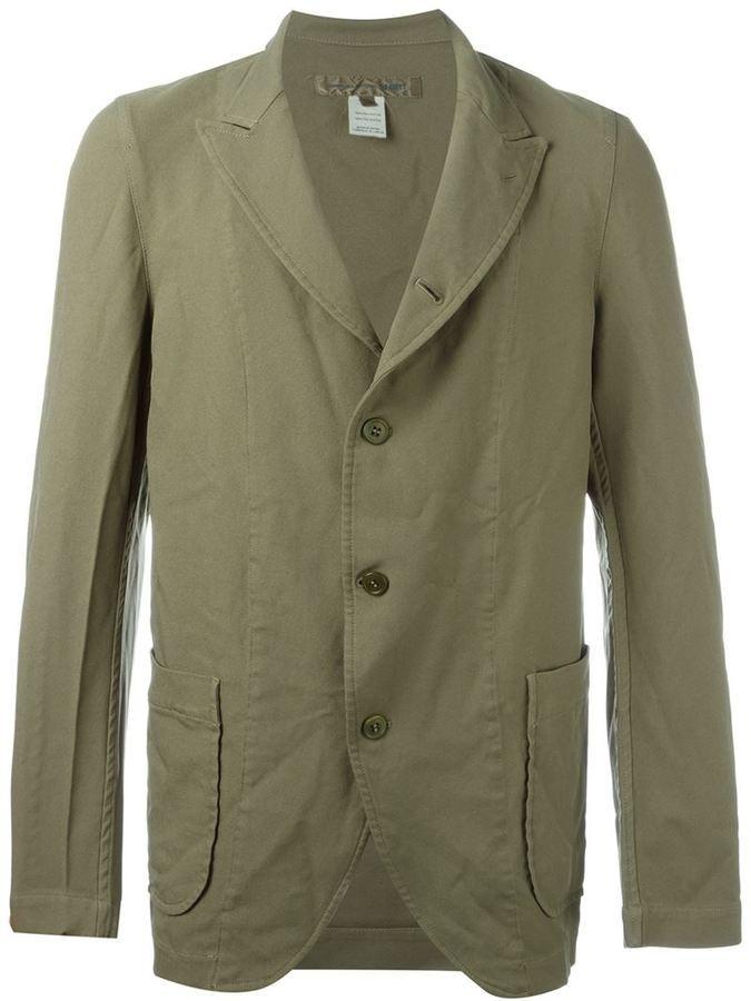 Comme des Garcons Comme Des Garons Shirt Three Button Blazer