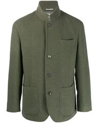 Brunello Cucinelli Long Sleeve Fitted Blazer