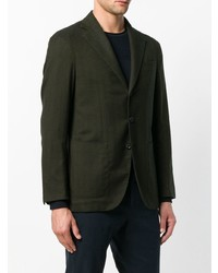 Caruso Single Breasted Blazer