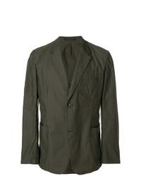 Yohji Yamamoto Single Breasted Blazer