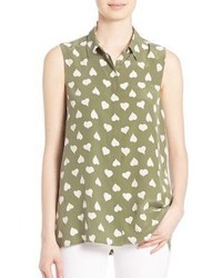 Olive blouse original 11349394