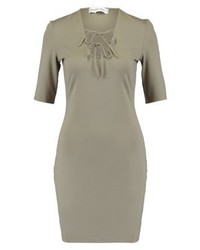 Ivyrevel Bologna Jersey Dress Khaki