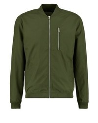 Bomber jacket olive medium 3832069