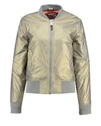 Bomber jacket platinium medium 3948804