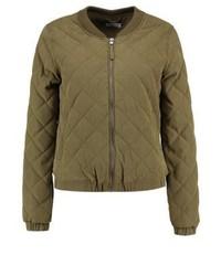 New treasure bomber jacket dark olive medium 3948801