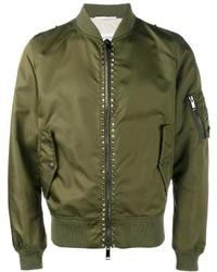 Rockstud bomber jacket medium 1191651