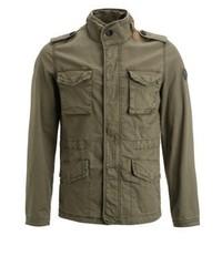 s.Oliver Summer Jacket Green