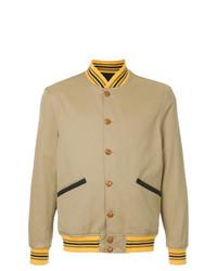 Kent & Curwen Varsity Bomber Jacket