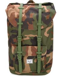 Herschel Supply Co Camouflage Backpack