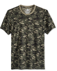 American Rag Southwestern Camouflage Print T Shirt Only At Macys