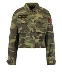 Brian summer jacket khaki medium 3948953