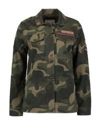 Summer jacket olive medium 3948991