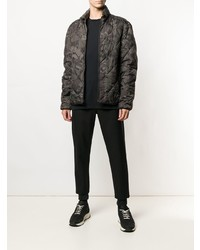 Michael Kors Camouflage Quilted Jacket