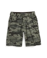 Billabong Crossfire Px Shorts Military Camouflage 28