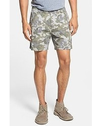 Camo Vintage 1946 Snappers Washed Shorts