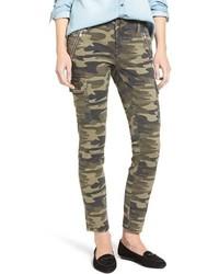 Juliette camo print military cargo pants medium 1252294