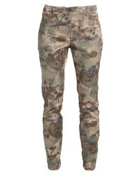 Expresso Trousers Mud Green