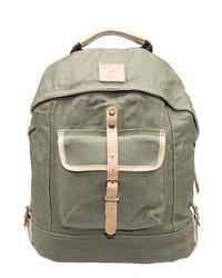 Canvas backpack medium 143024
