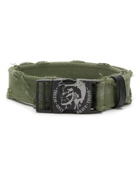 Diesel Distressed Belt