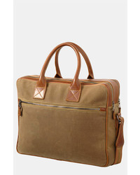 Mulholland Negotiator Canvas Briefcase