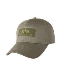 Alpha Industries Cap Dark Green