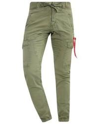 Fuel cargo trousers olive medium 4204554