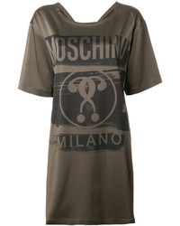 Moschino Question Mark T Shirt Dress