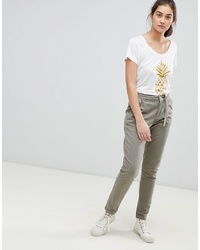 Blend She Ahana Drawstring Trousers