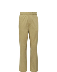 Acne Studios Paco Cotton Blend Trousers