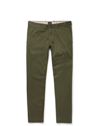J.Crew Stretch Cotton Twill Chinos