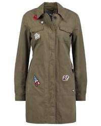 Onllena classic coat kalamata medium 4000256