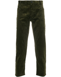Comme des garons shirt corduroy cropped trousers medium 6844682