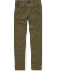 Acne Studios Ace Slim Fit Stretch Cotton Corduroy Jeans