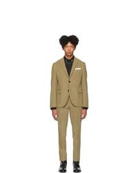 Olive Corduroy Suit