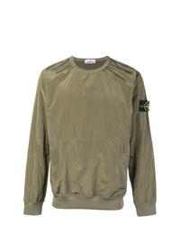 Stone Island Nylon Sweater