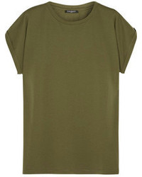 Olive crew neck t shirt original 1313385