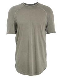 Basic t shirt khaki medium 4159758