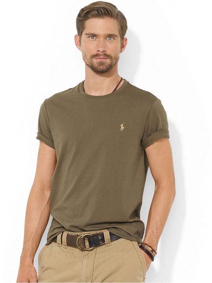 brown ralph lauren polo shirt designers like ralph lauren