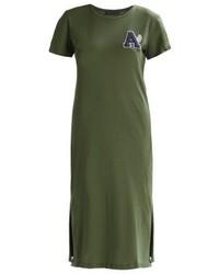 Print t shirt khaki medium 3898628