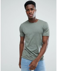 ONLY & SONS T Shirt In Organic Cotton