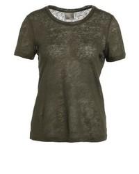 Vero Moda Vmreza Print T Shirt Ivy Green