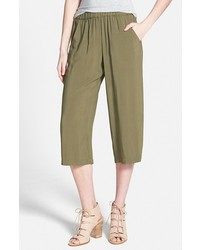 Olive Culottes