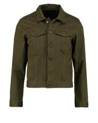 Denim jacket khaki medium 3835238