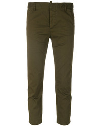 Dsquared2 Cool Girl Cropped Trousers