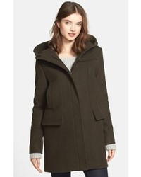 Vince Camuto Wool Blend Duffle Coat
