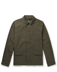 PS Paul Smith Cotton Blend Ripstop Field Jacket